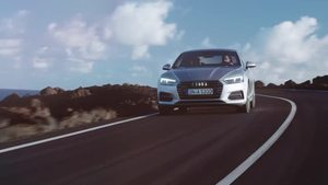 Sporty elegance – the new Audi A5 and S5 Coupé
