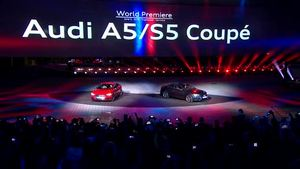Spot an: das neue Audi A5 und S5 Coupé