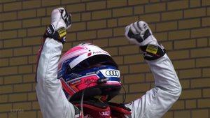 DTM Lausitzring: Ekström glänzt mit Aufholjagd