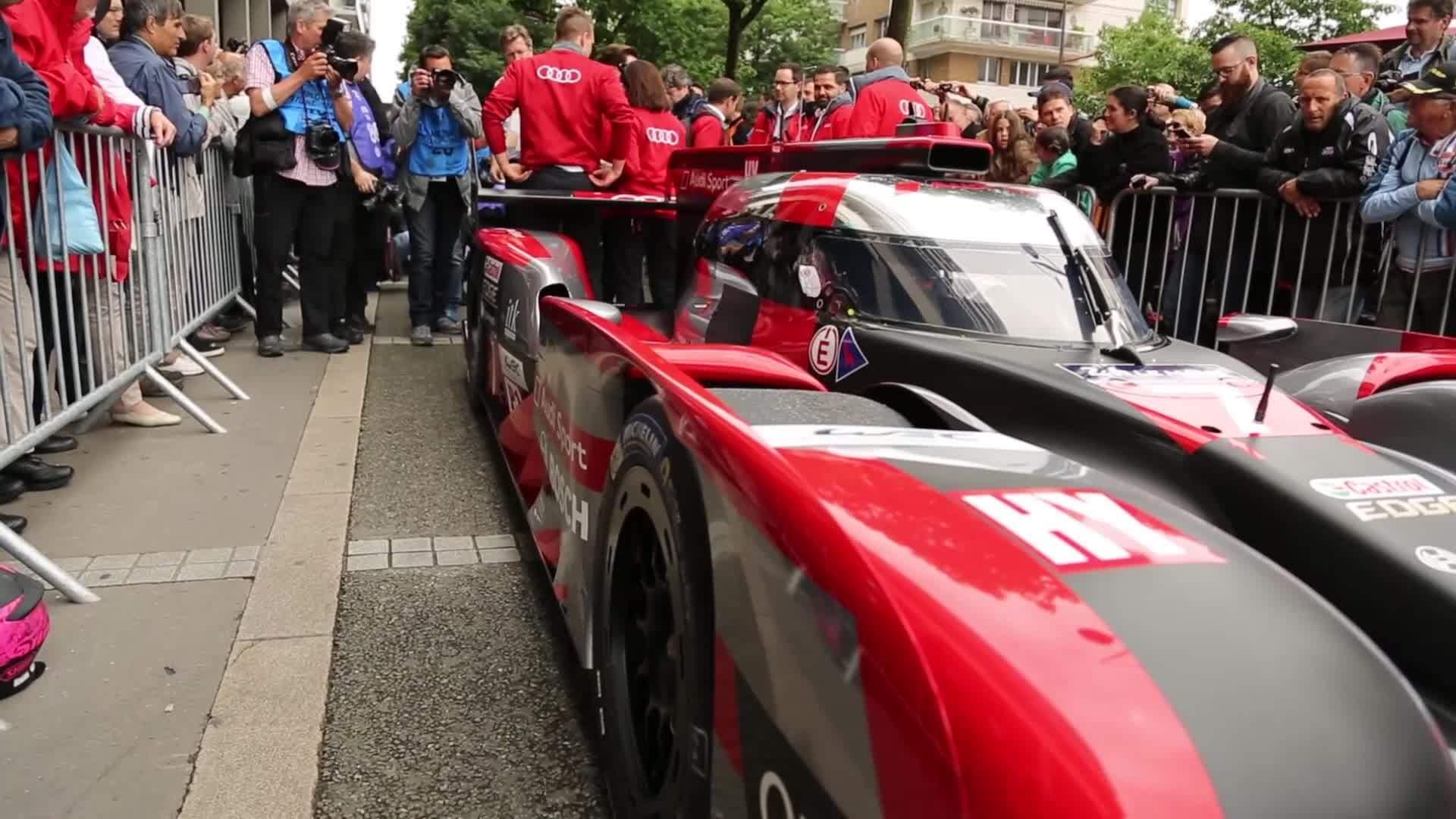24h Le Mans - Scrutineering