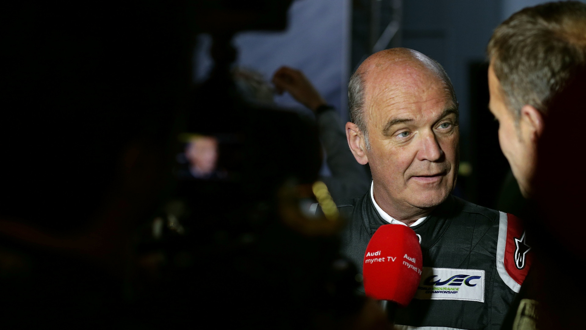Qualifying in Le Mans: Interview Wolfgang Ullrich