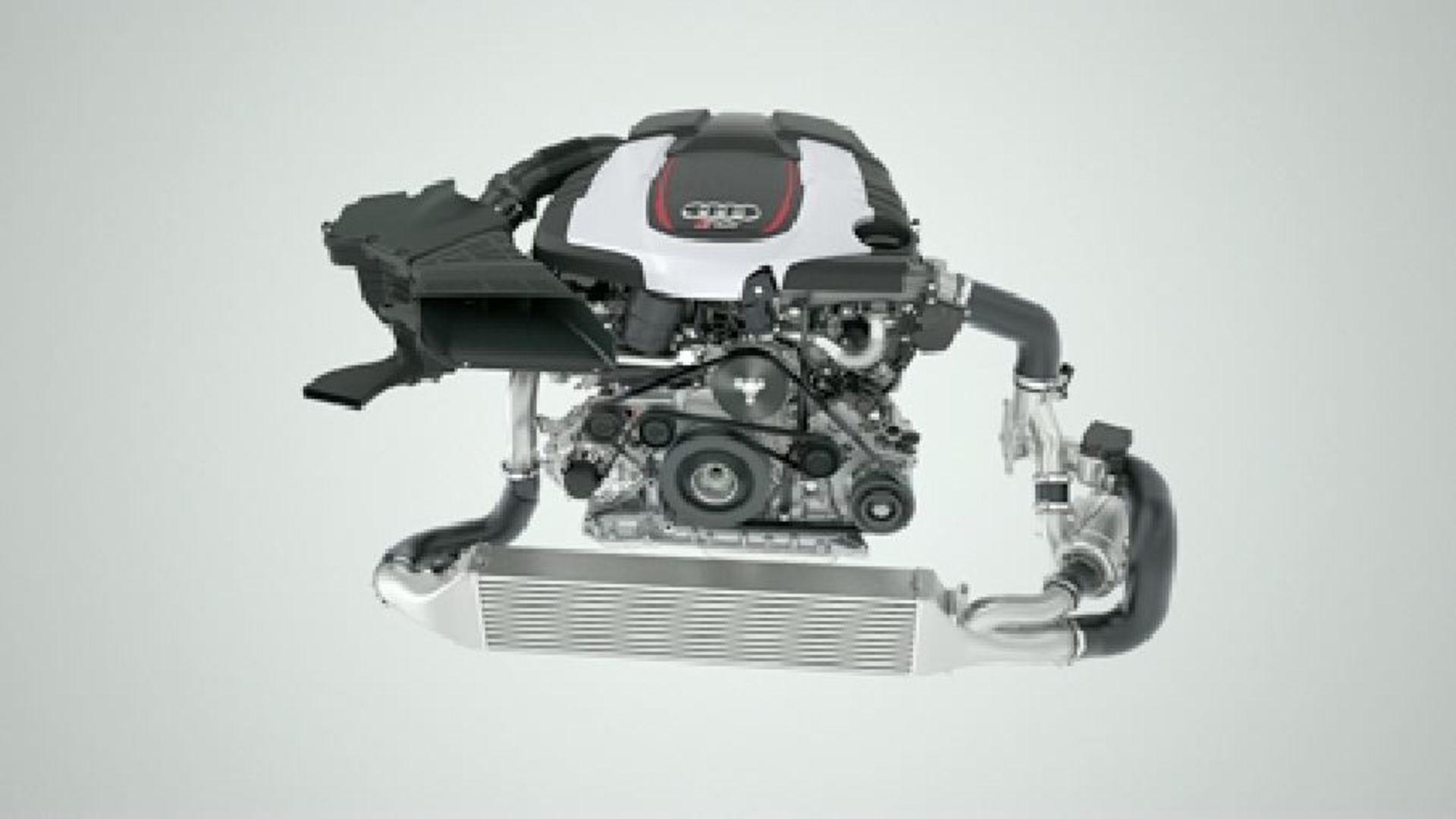 Audi V6 TDI Biturbo mit elektrisch angetriebenem Verdichter