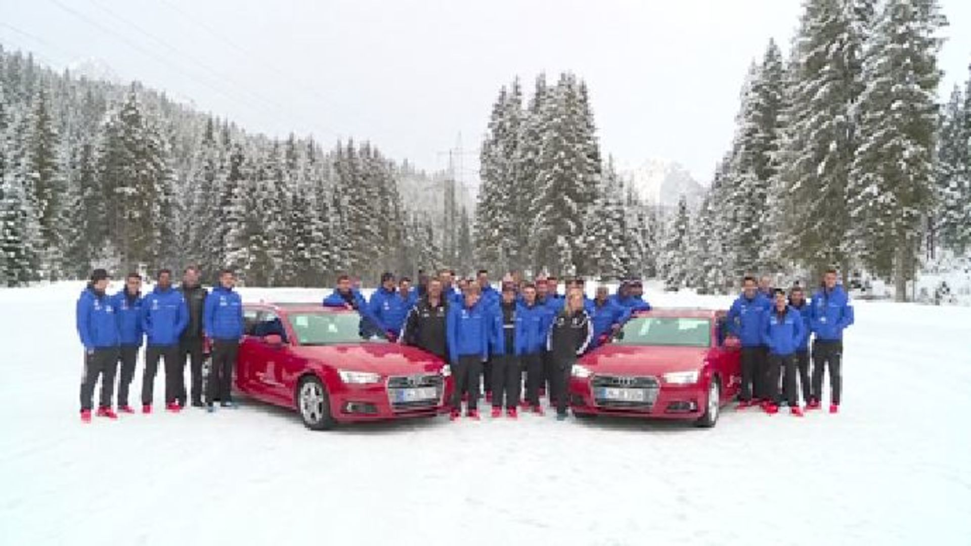 Audi driving experience mit dem FC Ingolstadt
