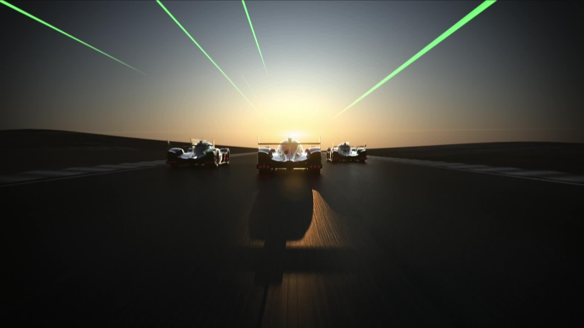 Audi WEC Nürburgring 2016 – Footage
