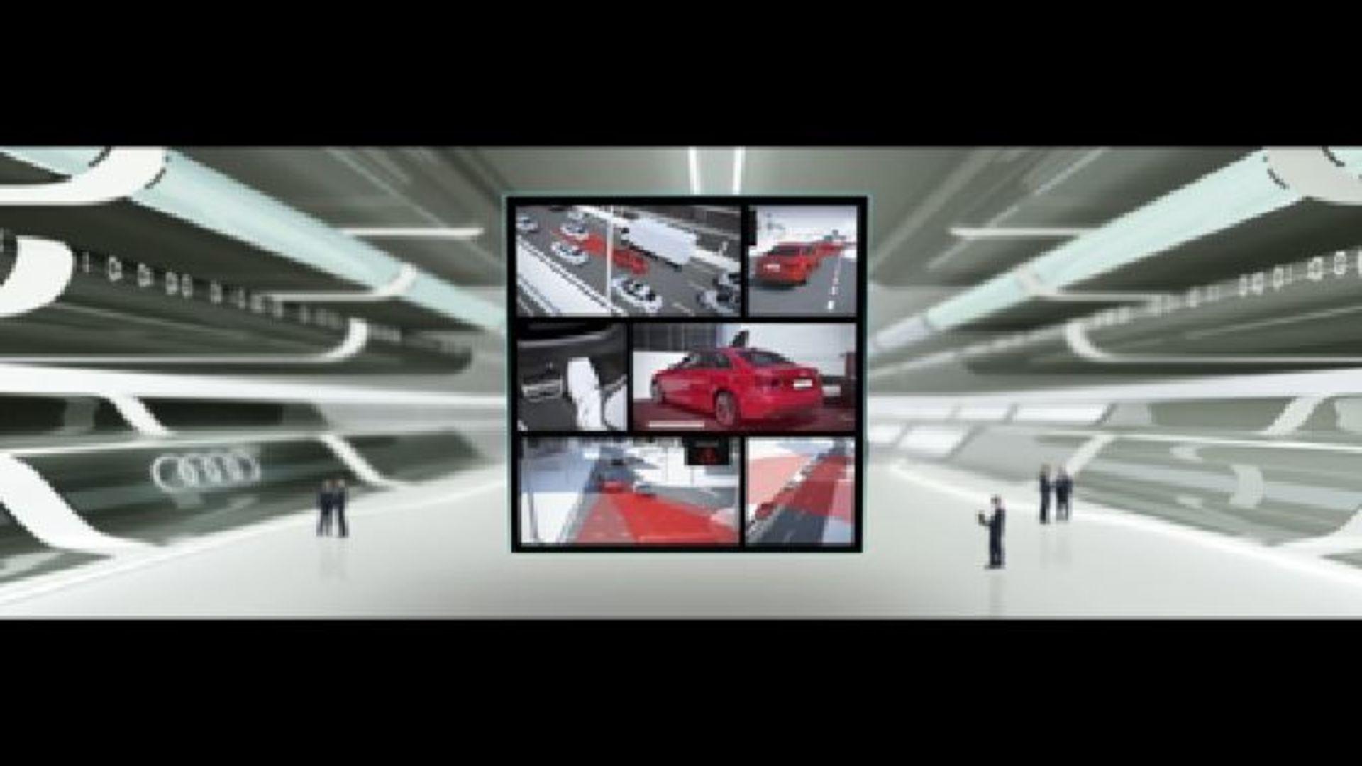 IAA Audi opening film