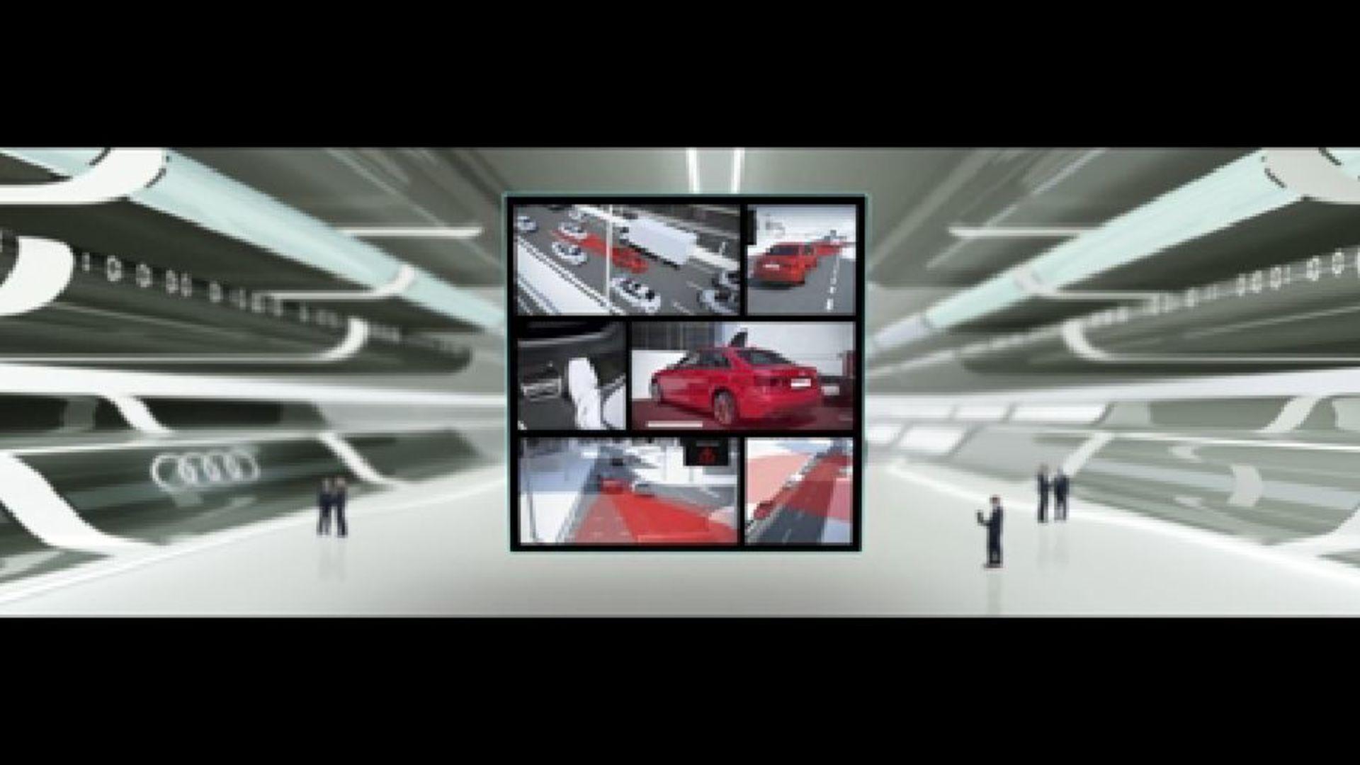 IAA Audi Eröffnungsfilm