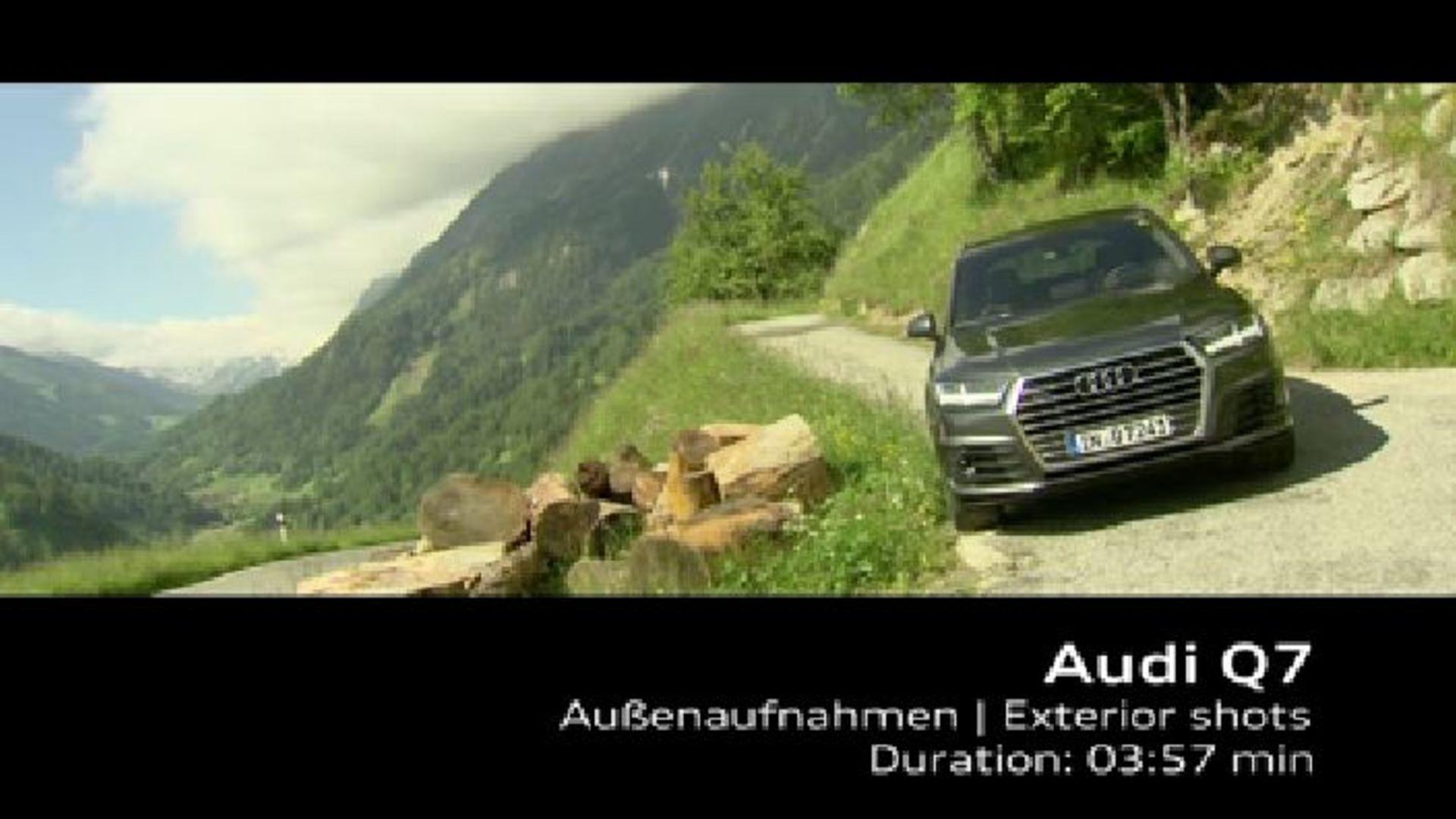 Audi Q7 - Daytonagrau