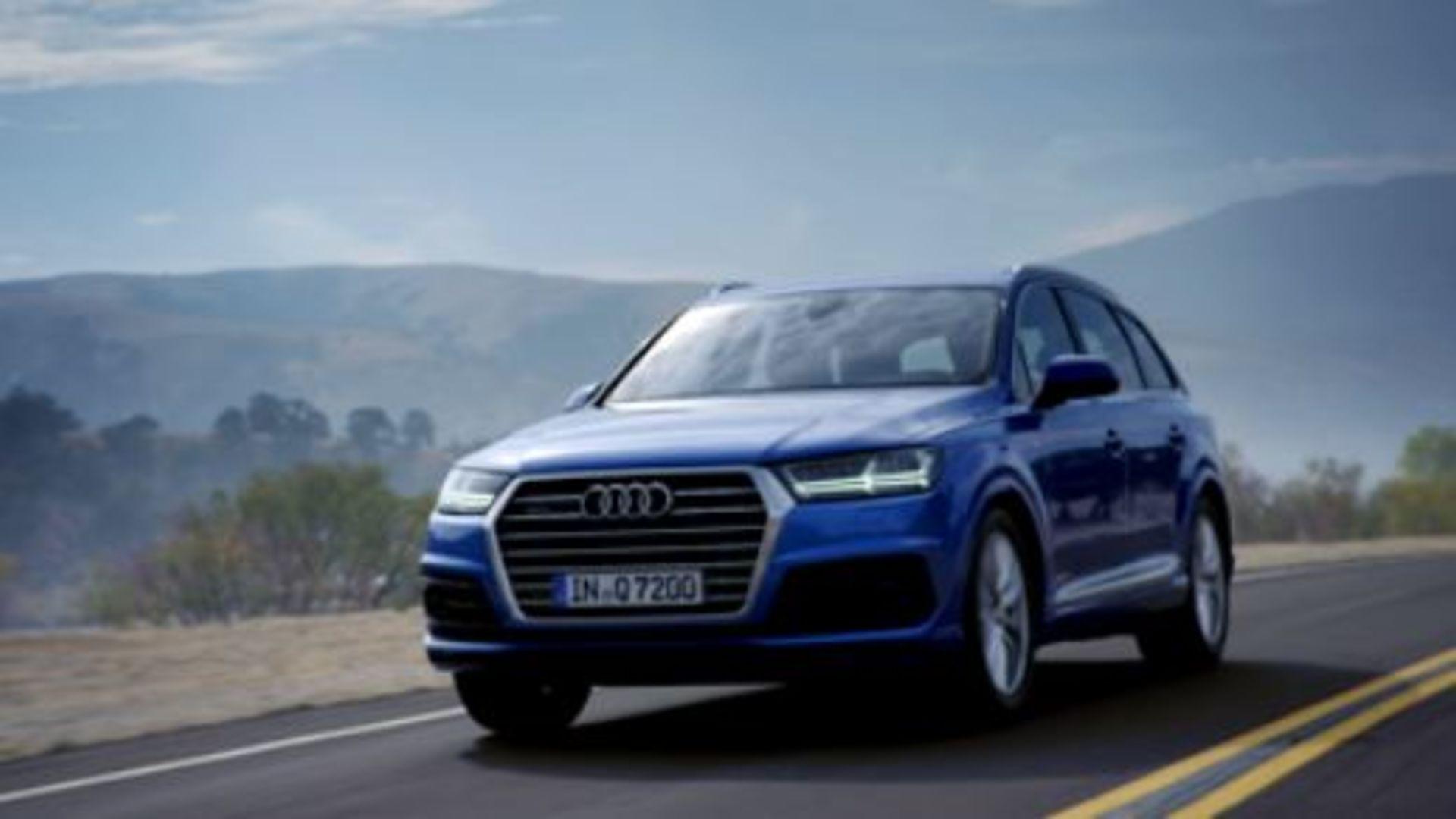 Audi Q7 - Trailer