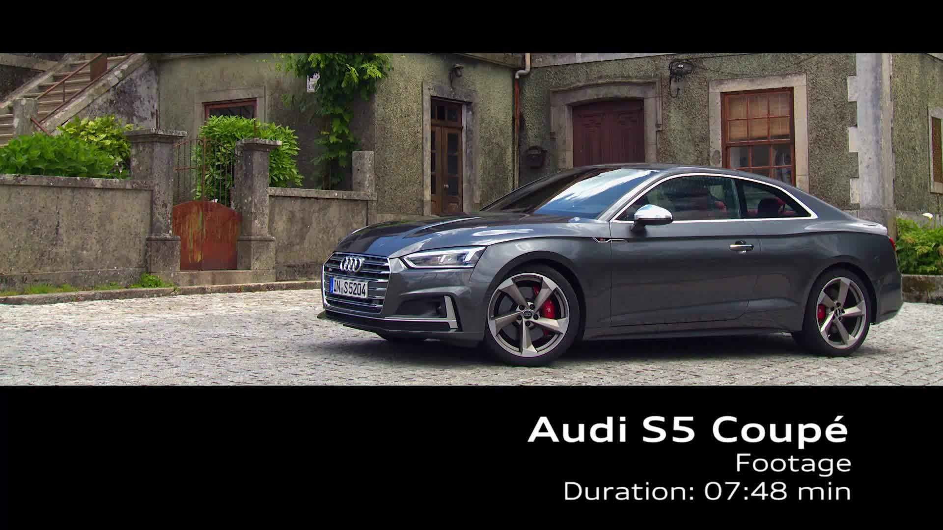 Audi S5 Coupé – Foo­ta­ge Portugal