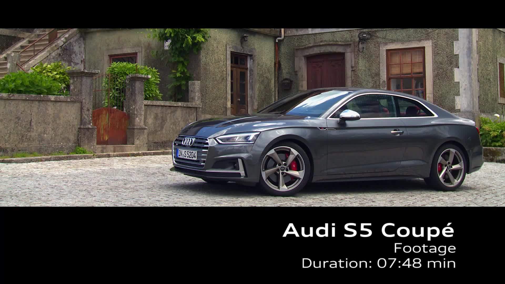 Audi S5 Coupé – Footage Portugal
