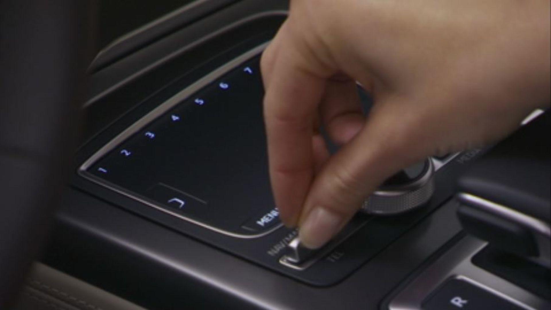Audi Q7 - HMI