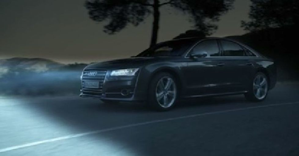 Audi Matrix LED headlights | Video | Audi MediaTV