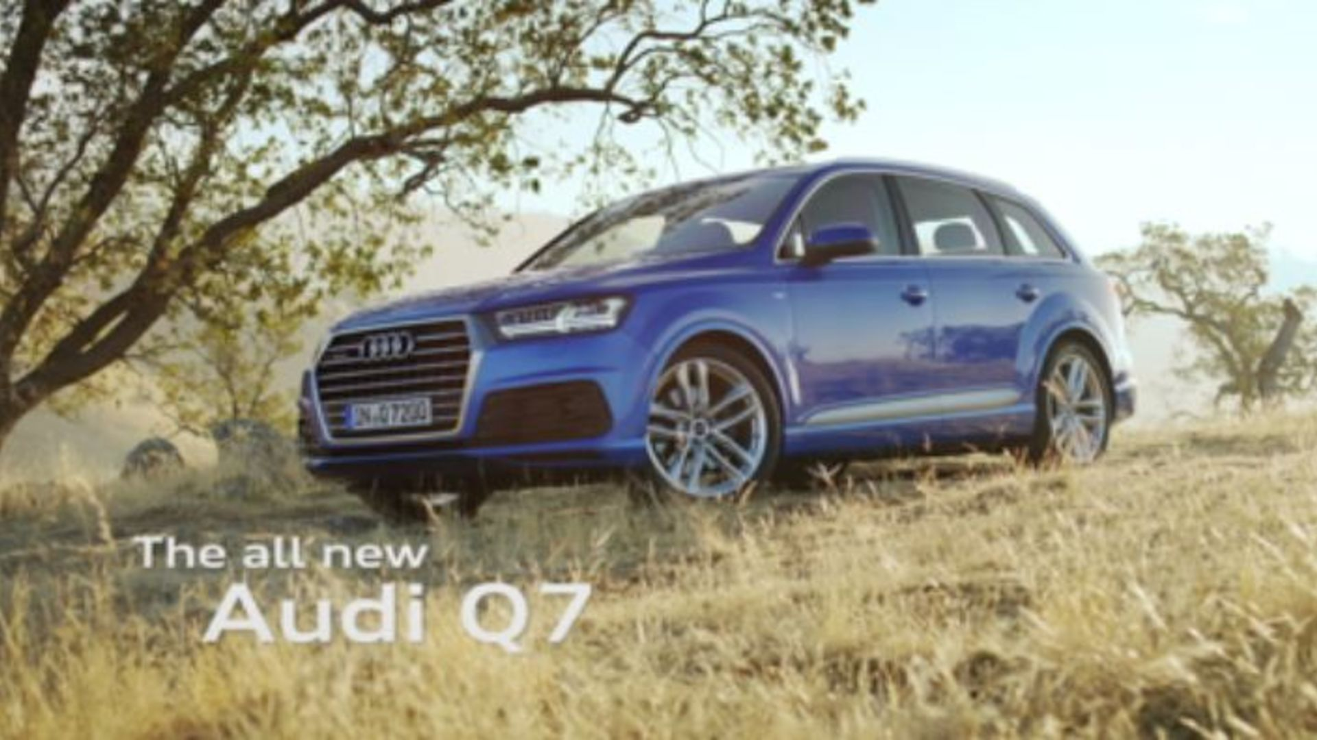The new Audi Q7 – Sportiness, efficiency, premium comfort