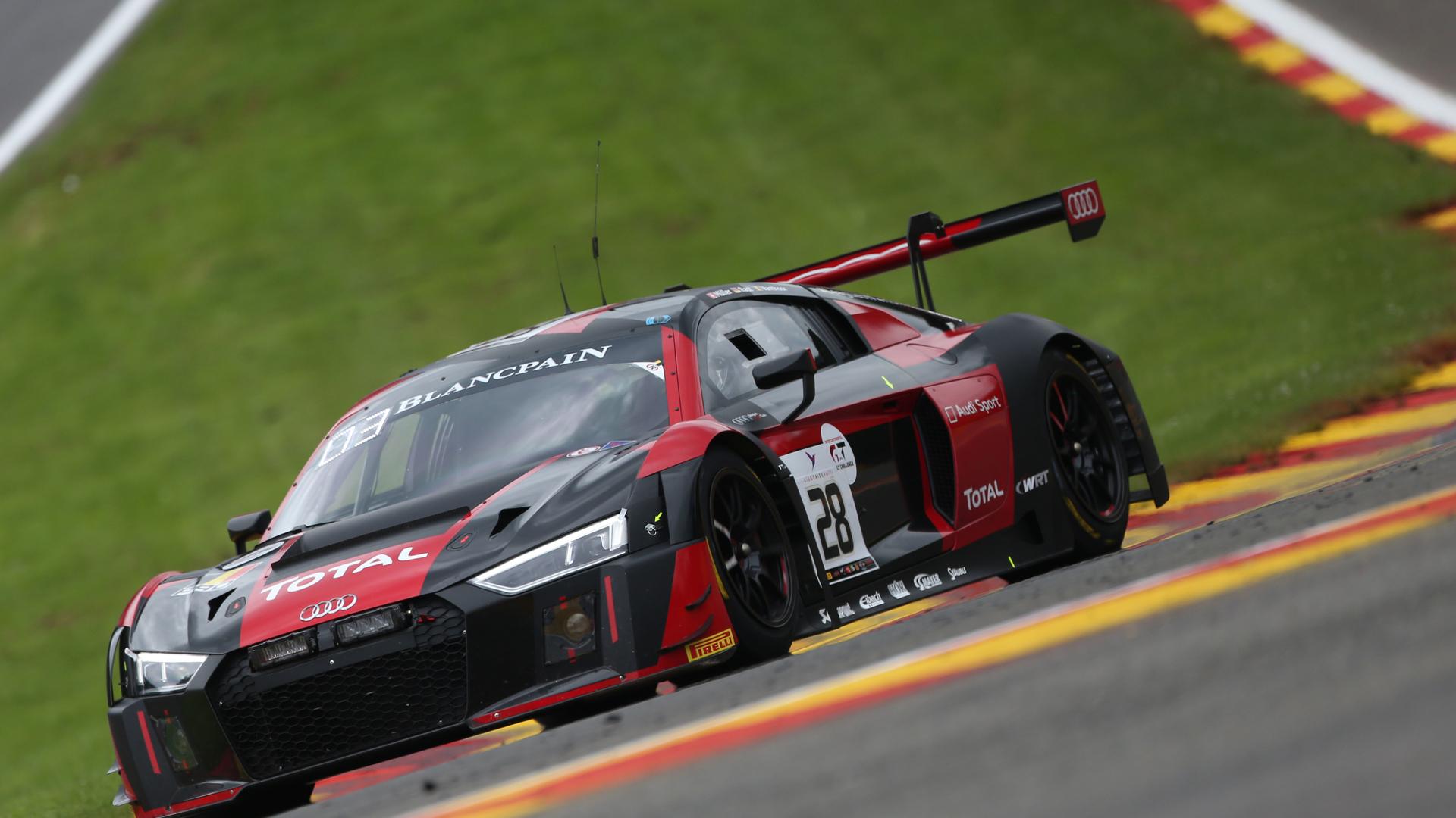 Coupe du Roi und sechstes Podiumsergebnis in Folge für Audi