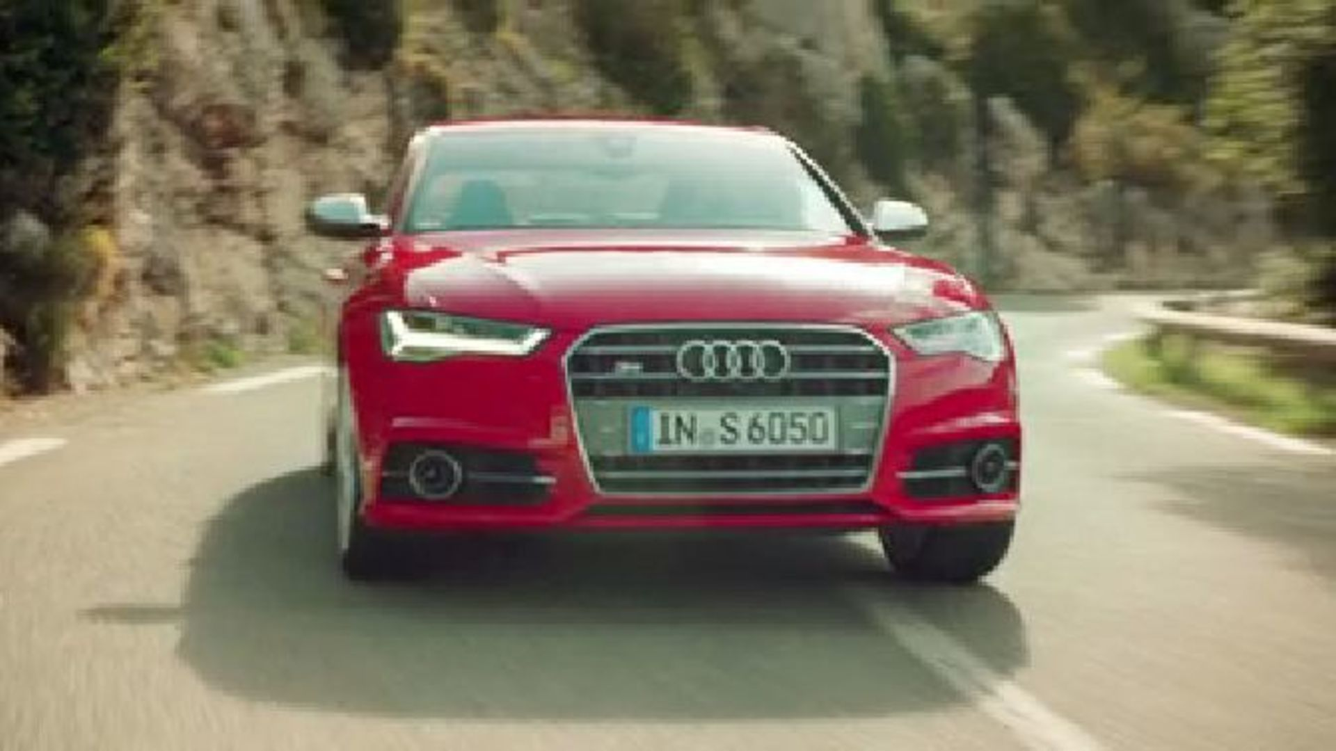 The new Audi S6