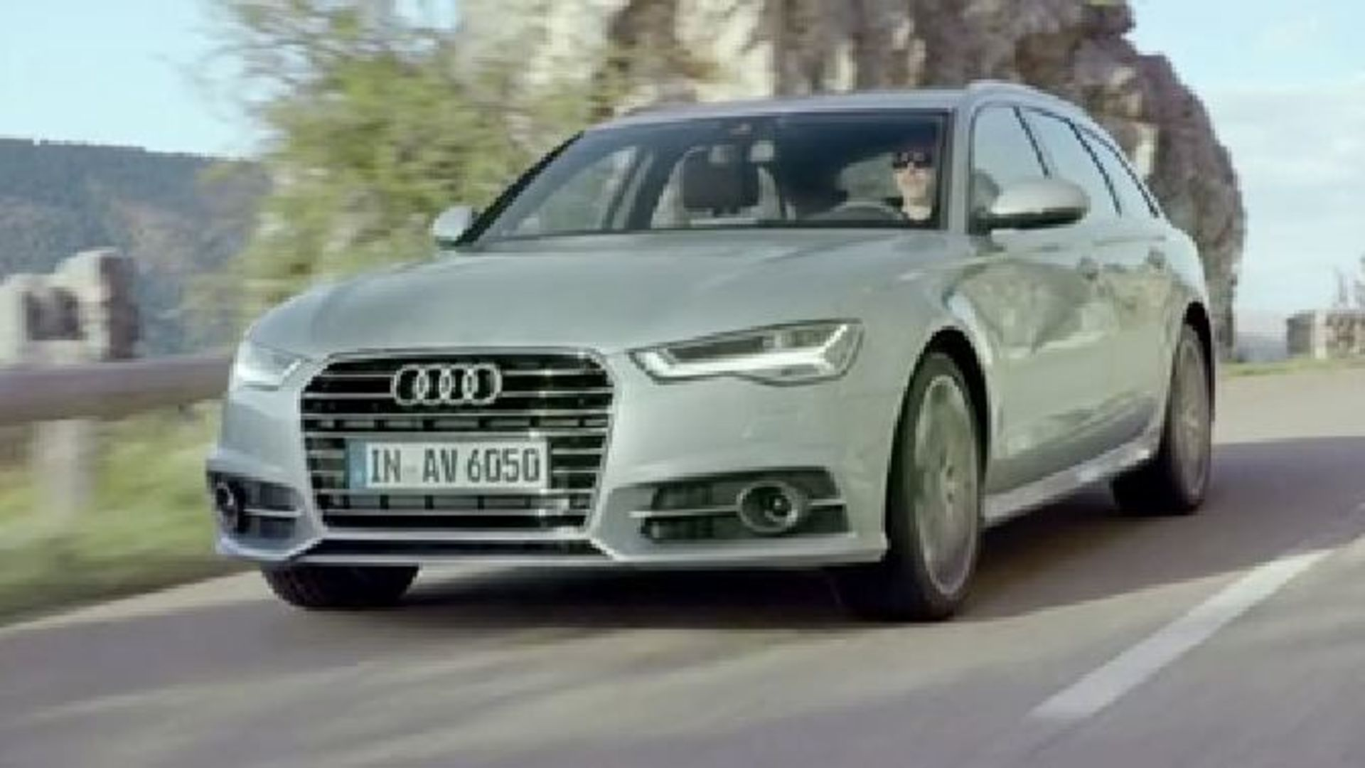 The new Audi A6 Avant ultra