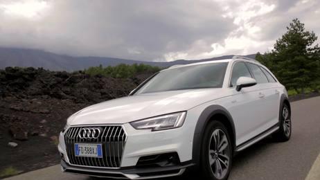 Perfekter Begleiter in jeder Situation – der neue Audi A4 allroad quattro