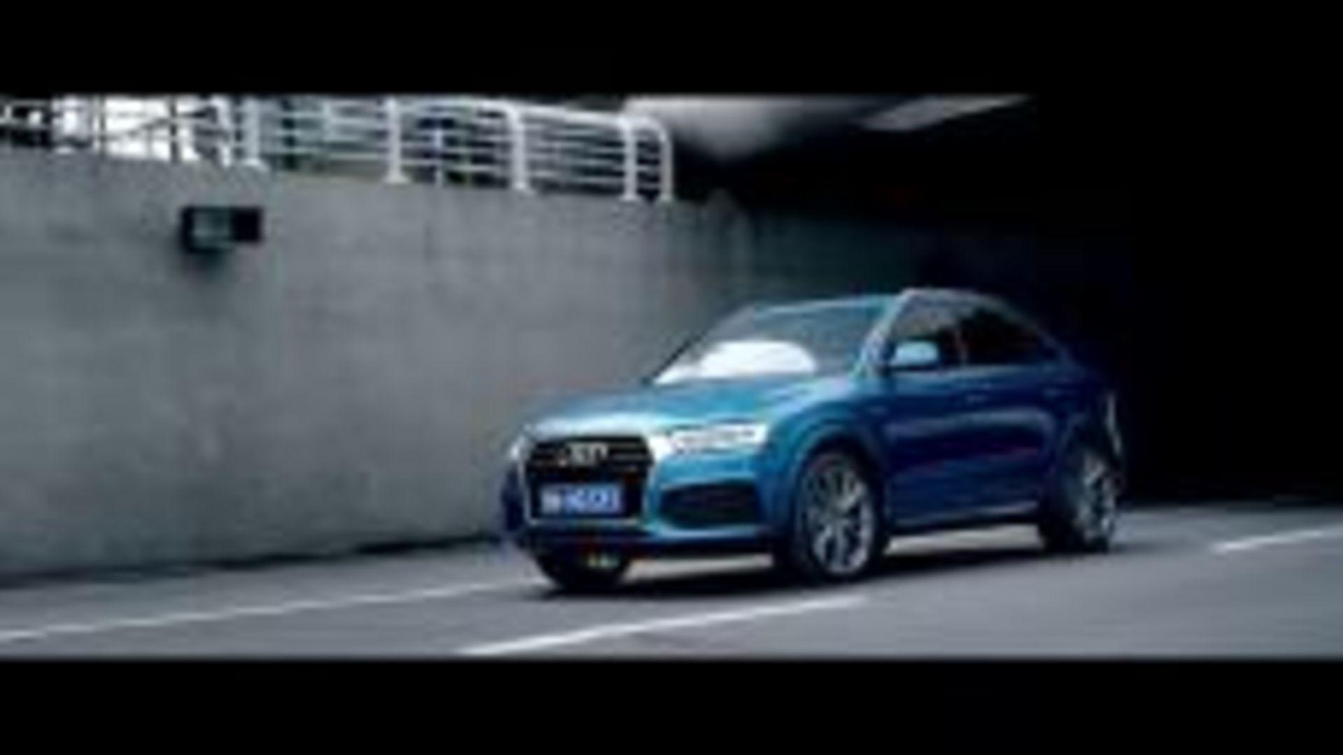Audi connected mobility concept - Intelligente Mobilität für Megacities