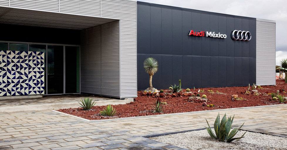 Plant opening in México