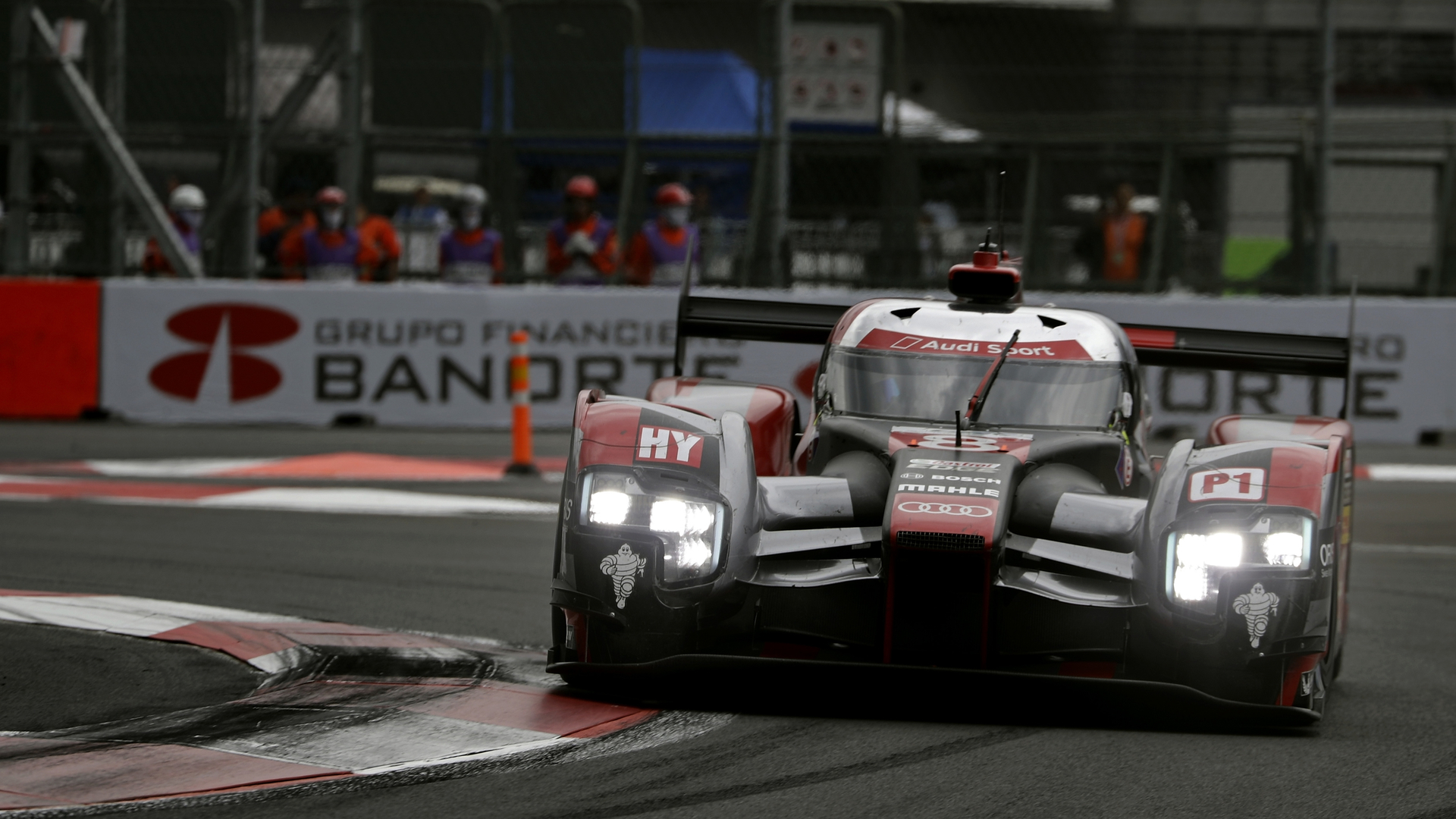 WEC Mexico: Audi second after a strong battle