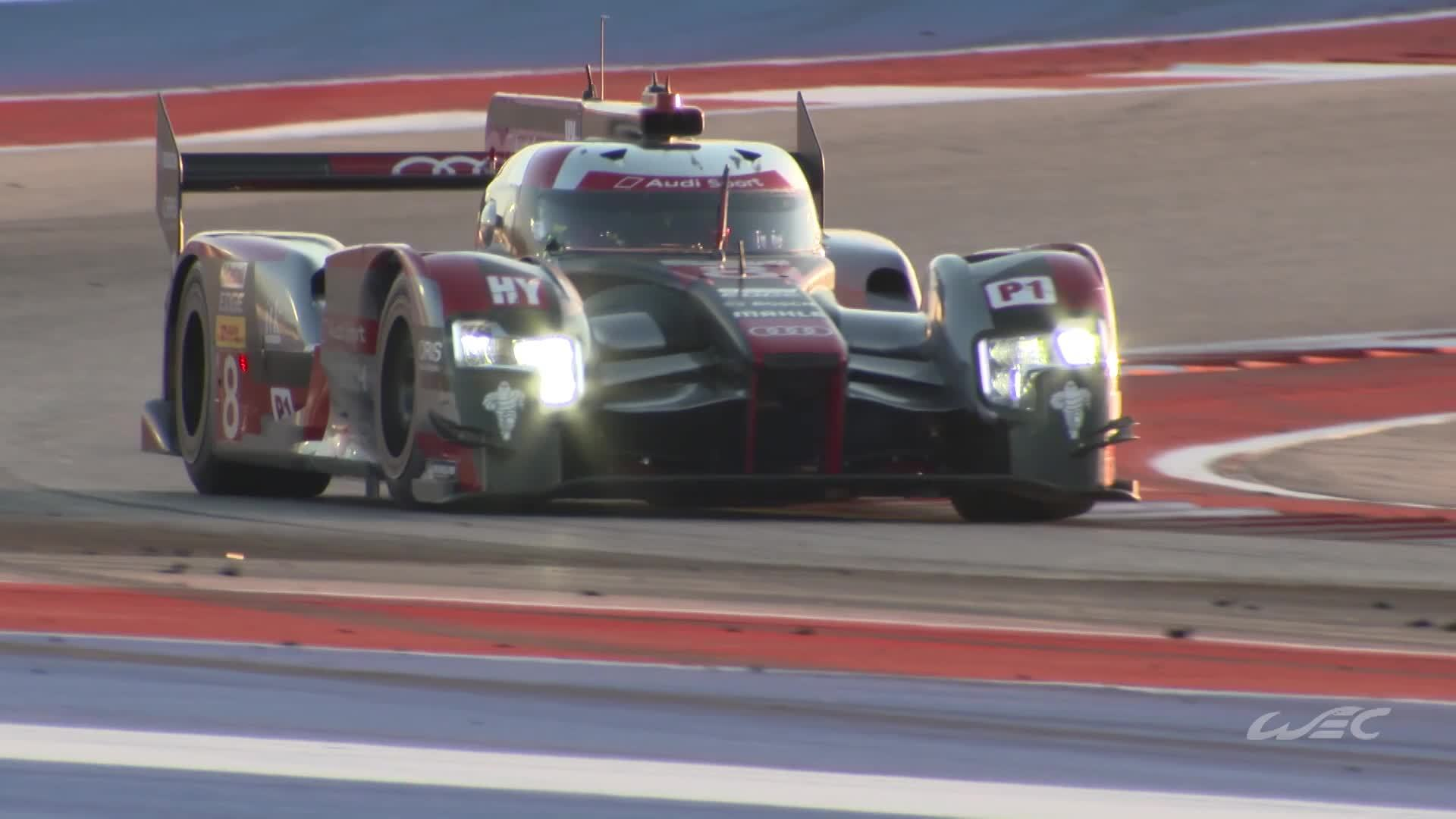 WEC Austin: Second place for Audi