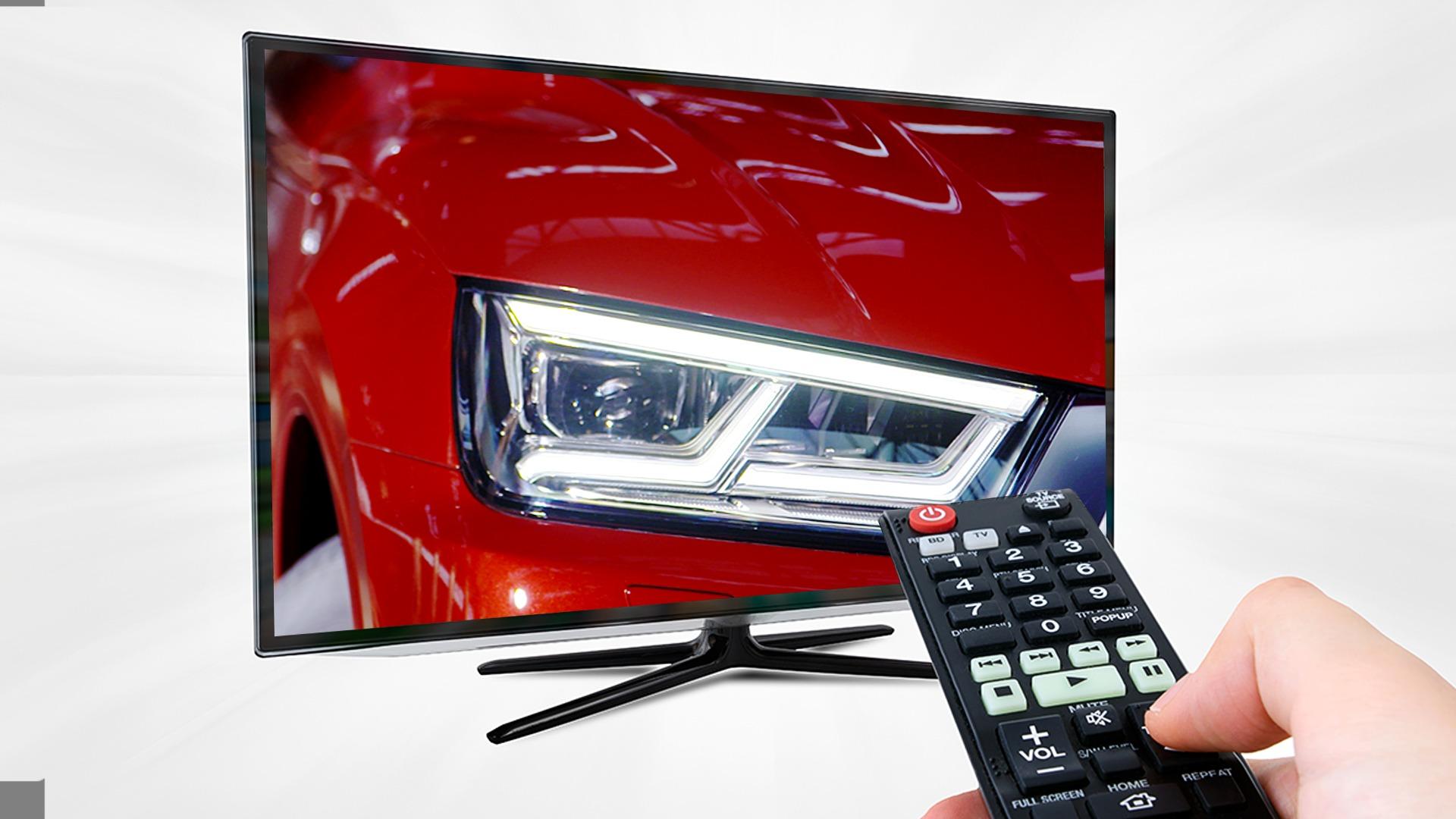 Holen Sie sich die Audi-Welt in Ihr Wohnzimmer