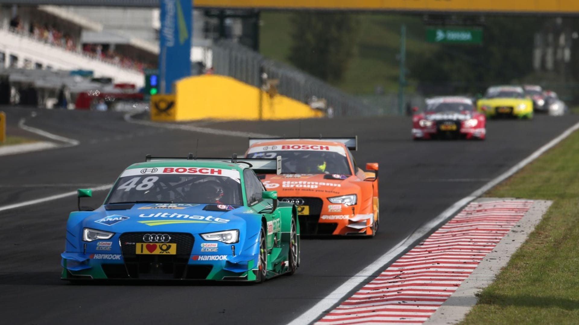 DTM - Audi dominiert in Budapest