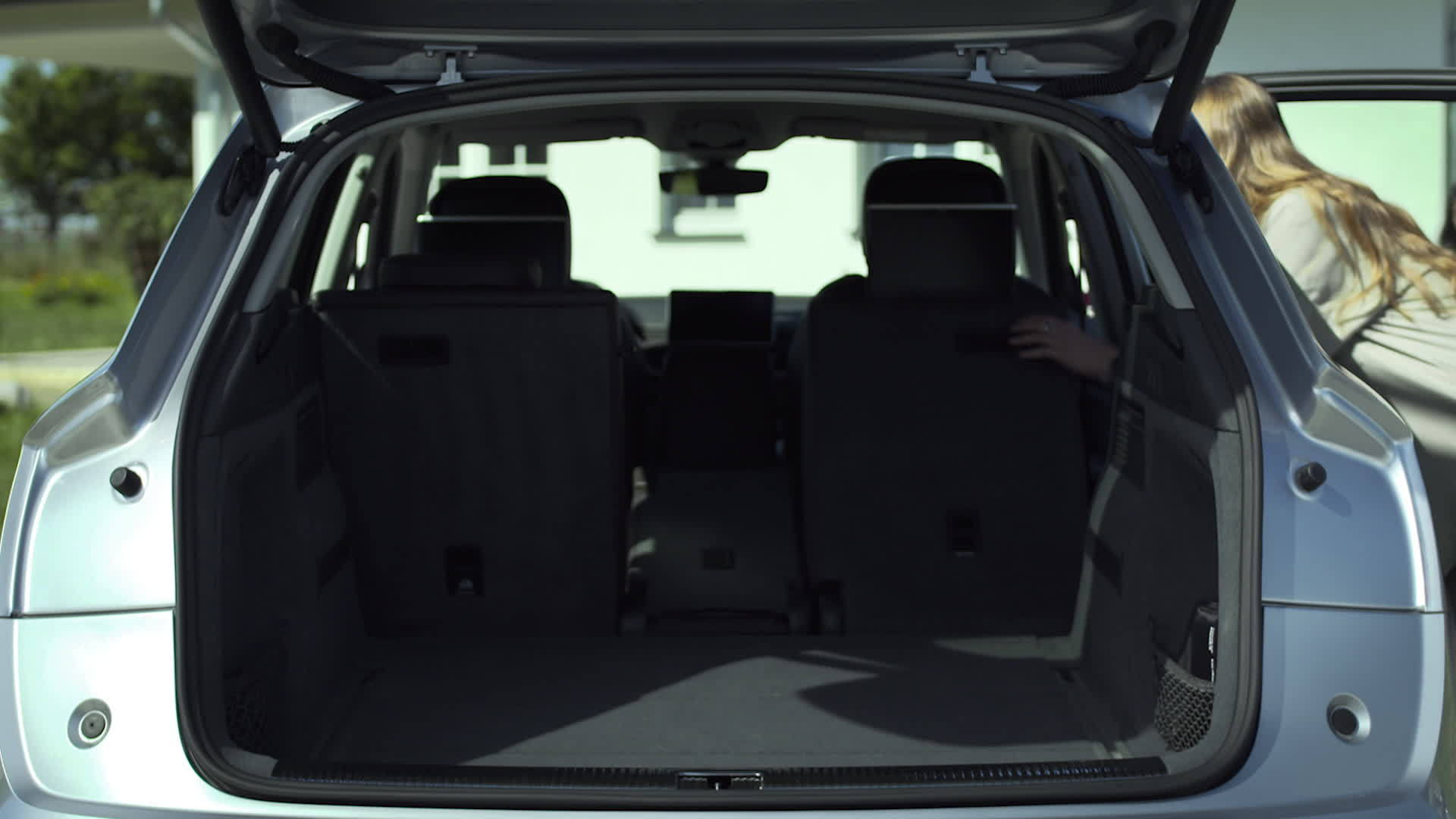 Audi Q5 relies on more room in the trunk