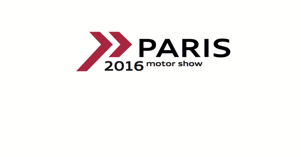Audi at the Paris Motor Show