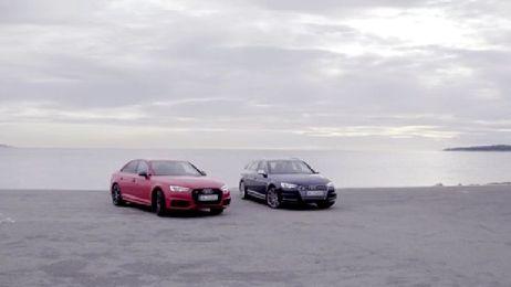 An der Spitze des Wettbewerbs – der neue Audi S4 und S4 Avant