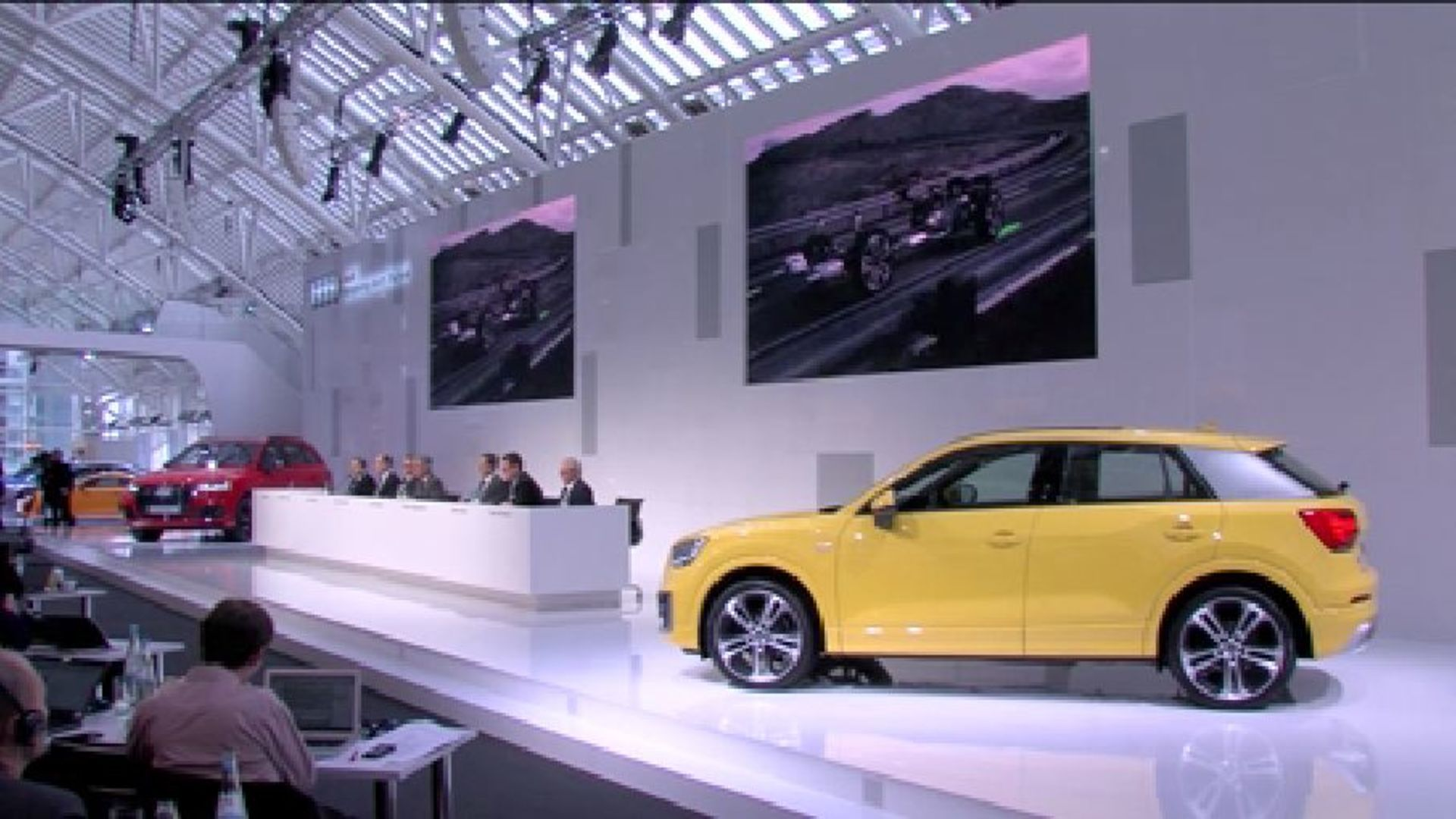 The Audi-Annual Press Conference in full