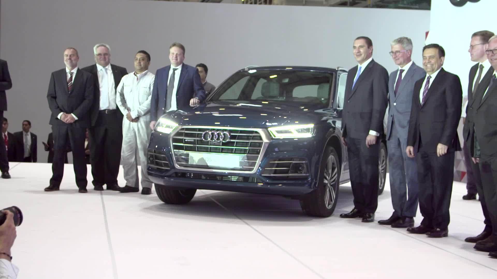 Eröffnung des neuen Automobilwerks in San José Chiapa – Highlights