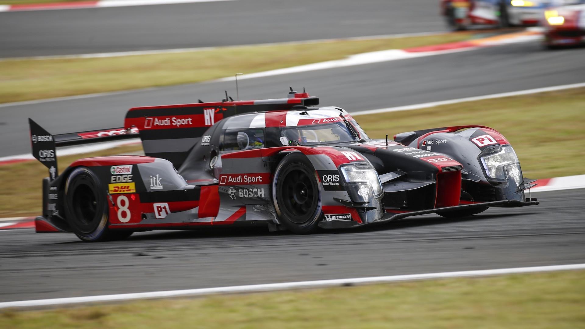 WEC Fuji - Audi nach spannendem Rennen Zweiter