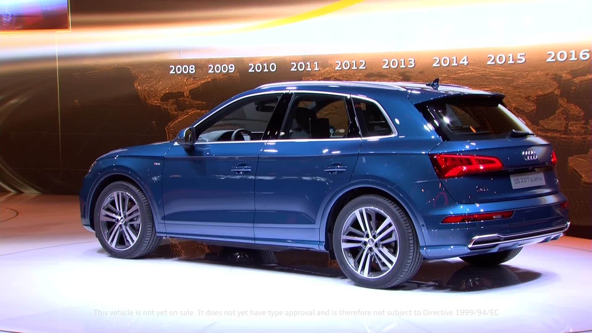 The Audi highlights from the Paris Motor Show