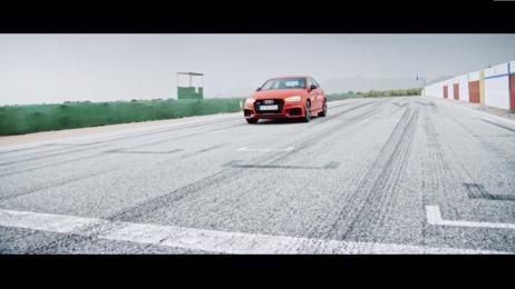 Pure power - The Audi RS 3 Sedan