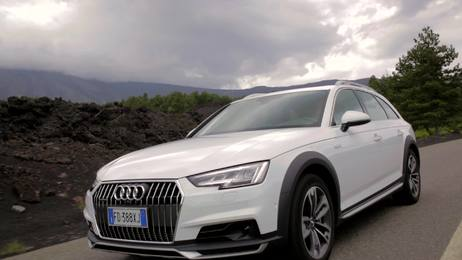 Perfect companion in any situation – the new Audi A4 allroad quattro