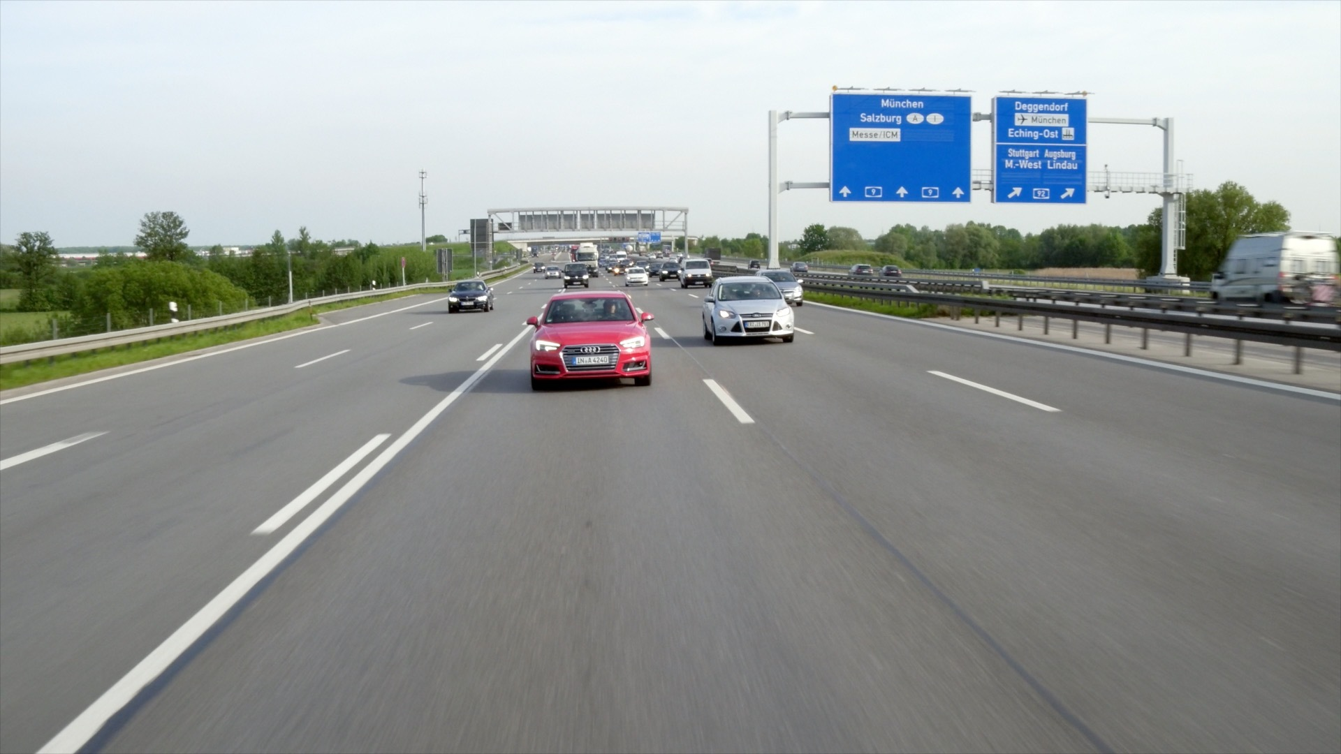 Coming Soon! Sicher auf der Autobahn: Die Fahrerassistenzsysteme von Audi, Folge 2