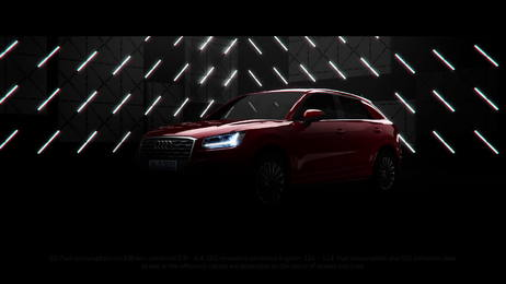 Stage debut - The new Audi Q2