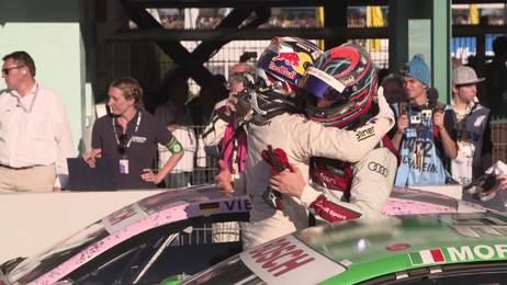 DTM Finale Hockenheim - Zwei Titel für Audi