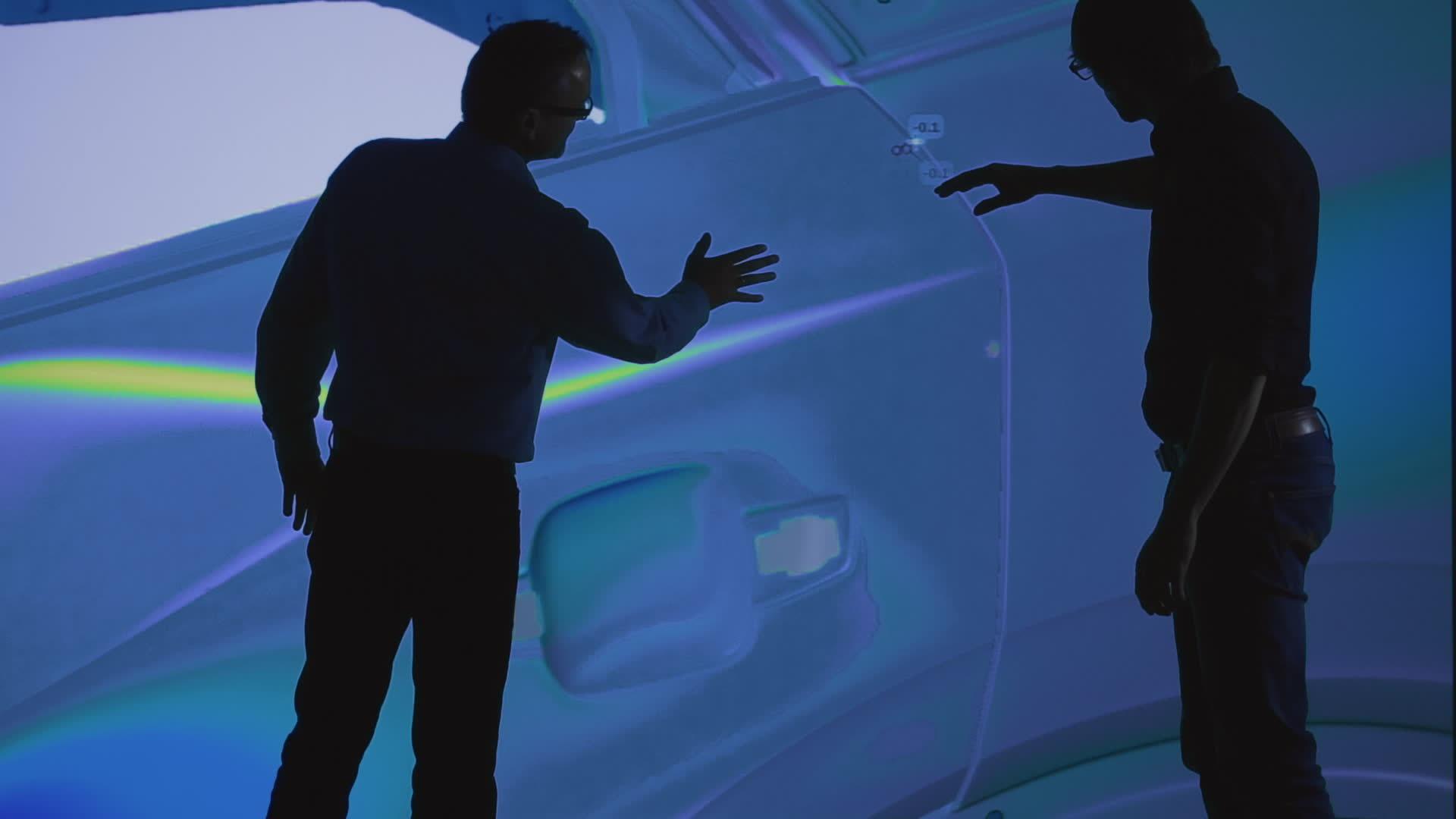 Produktion fit für die Zukunft - Die Audi Smart Factory