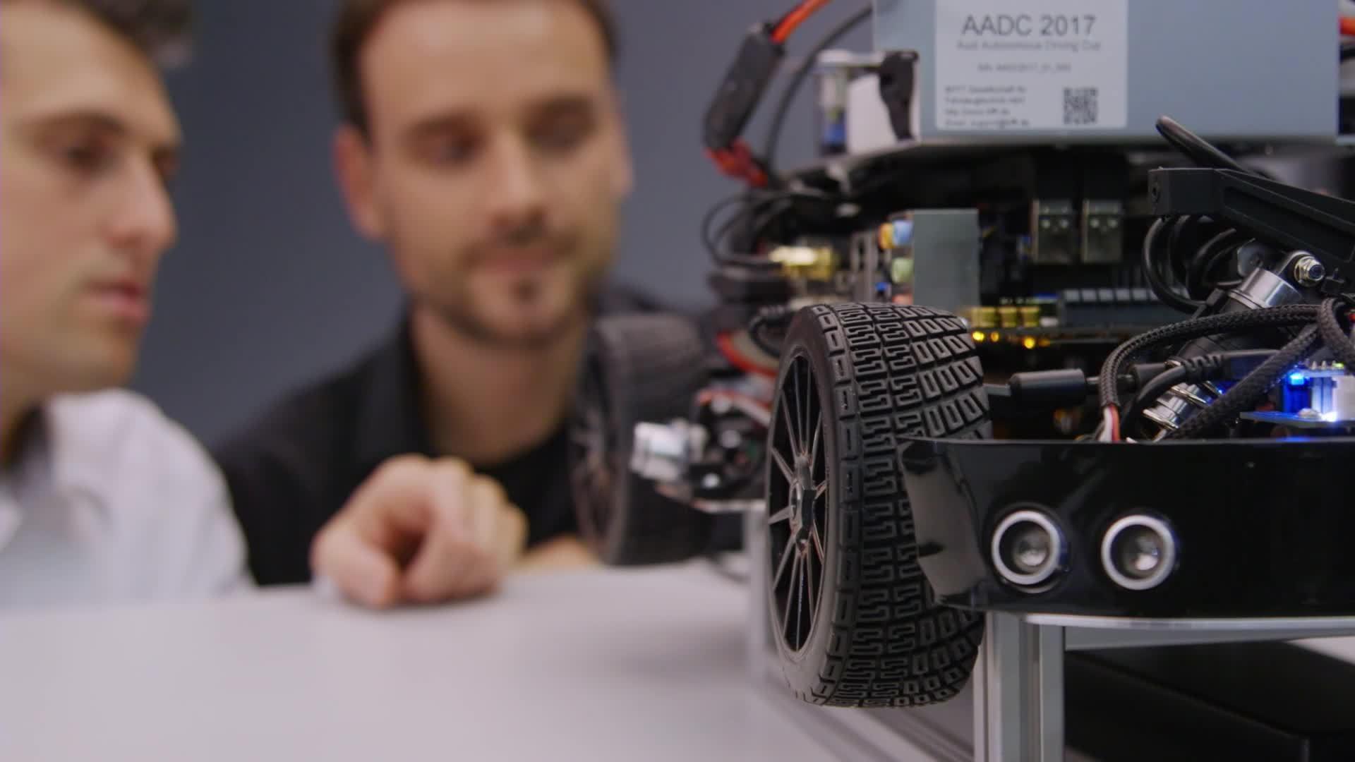Künstliche Intelligenz auf dem Weg zum selbstfahrenden Auto