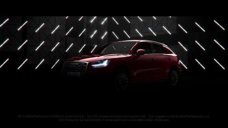 Vorhang auf - Der neue Audi Q2