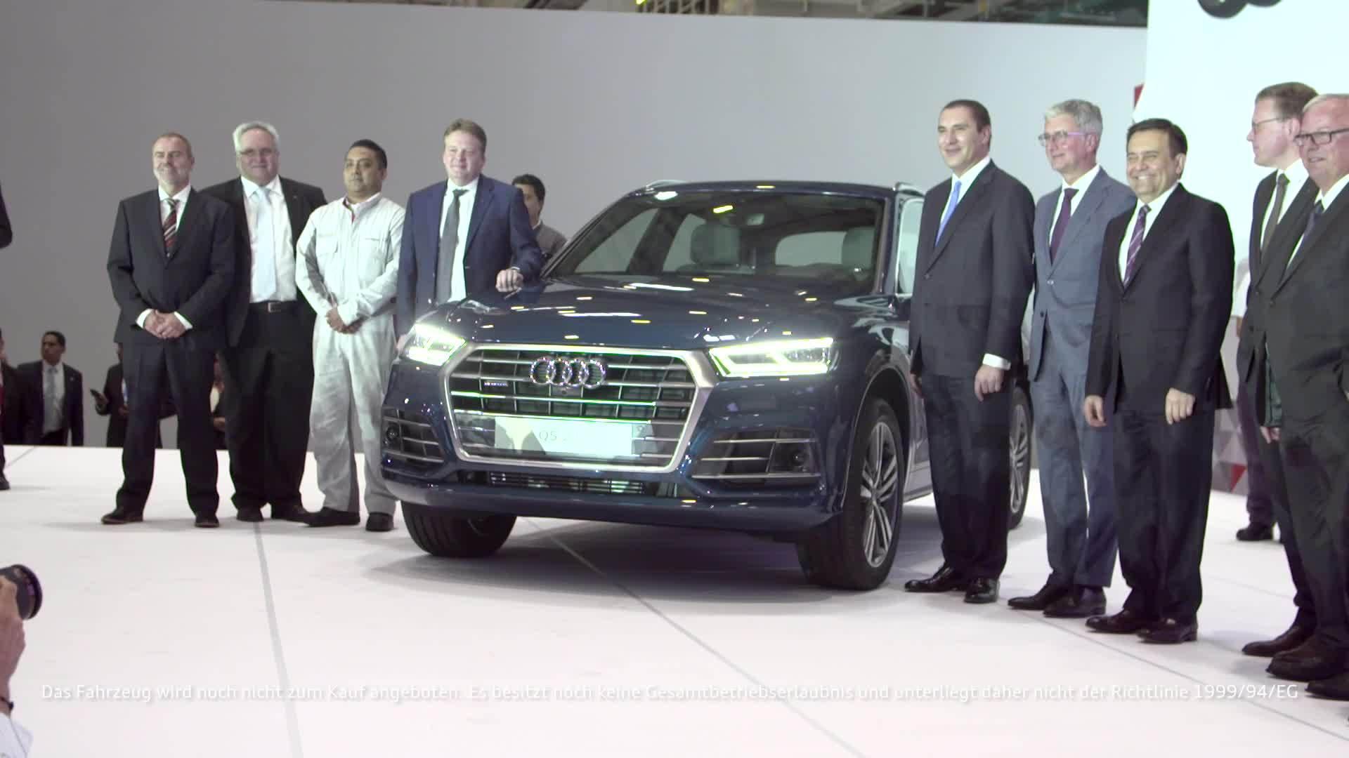 Eröffnung des neuen Automobilwerks in Mexiko – Highlights