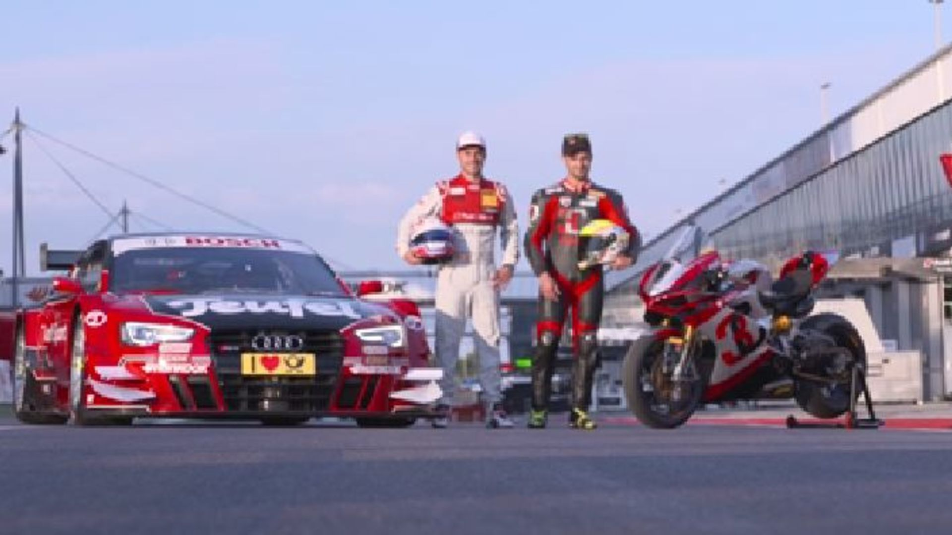 60 Seconds of Audi Sport 29/2015 - DTM meets IDM