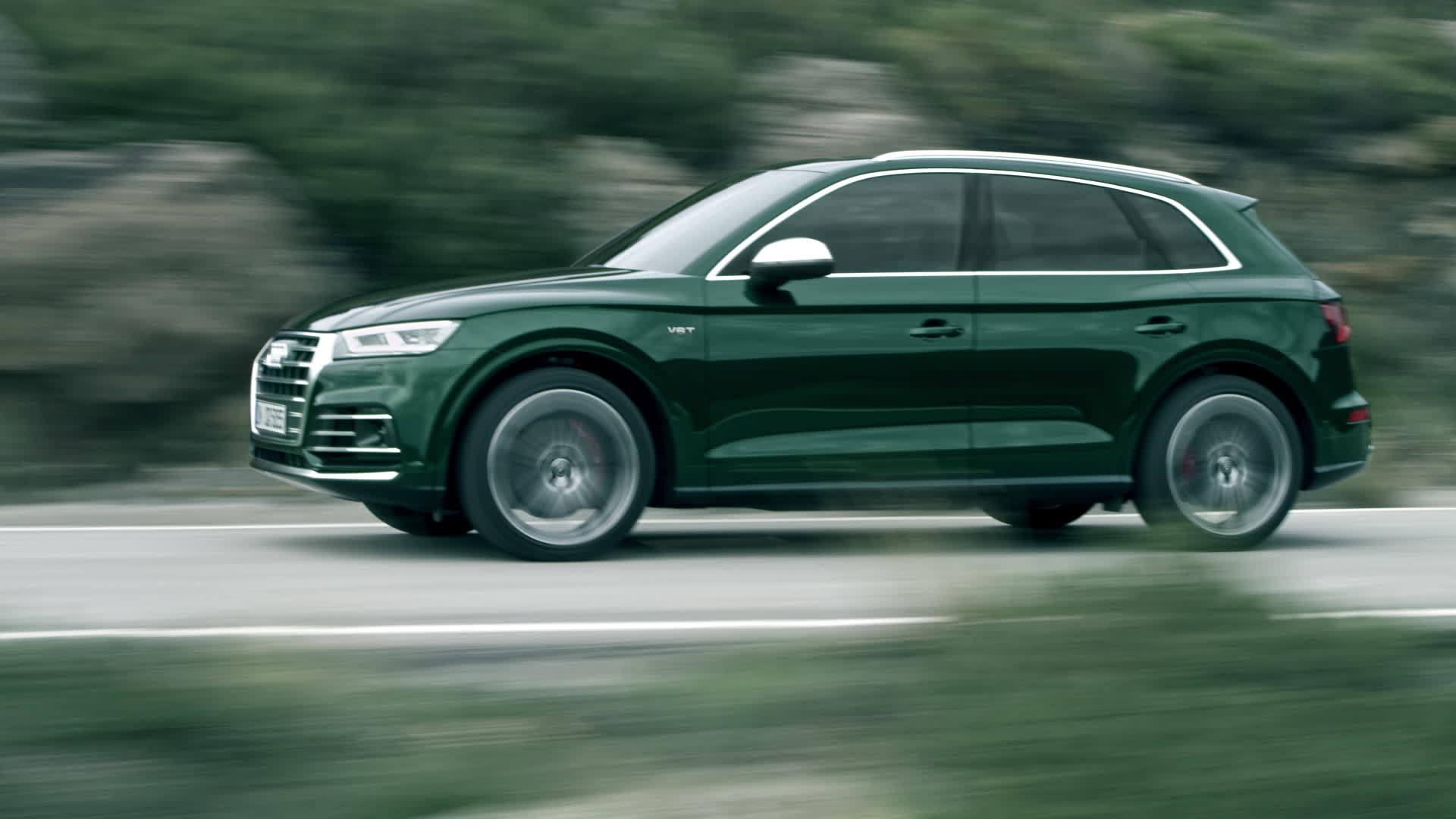Audi SQ5 - The pinnacle of the Q5 model series