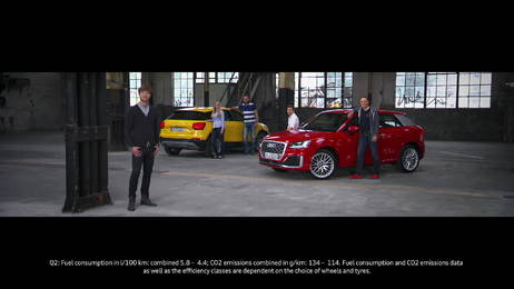 Inside Audi Q2: Off to new adventures