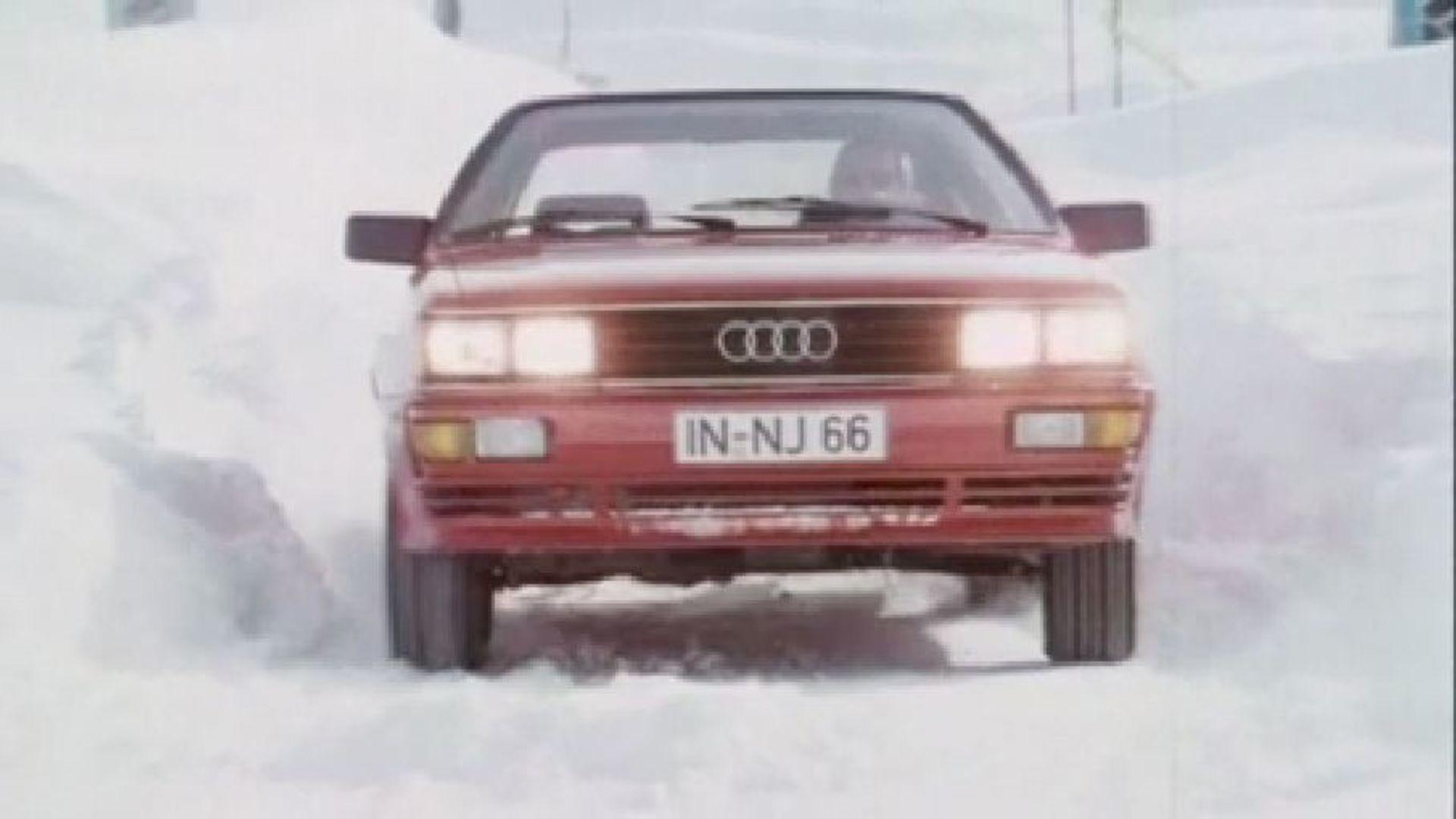 Audi quattro Story - Teil 1 Meilensteine