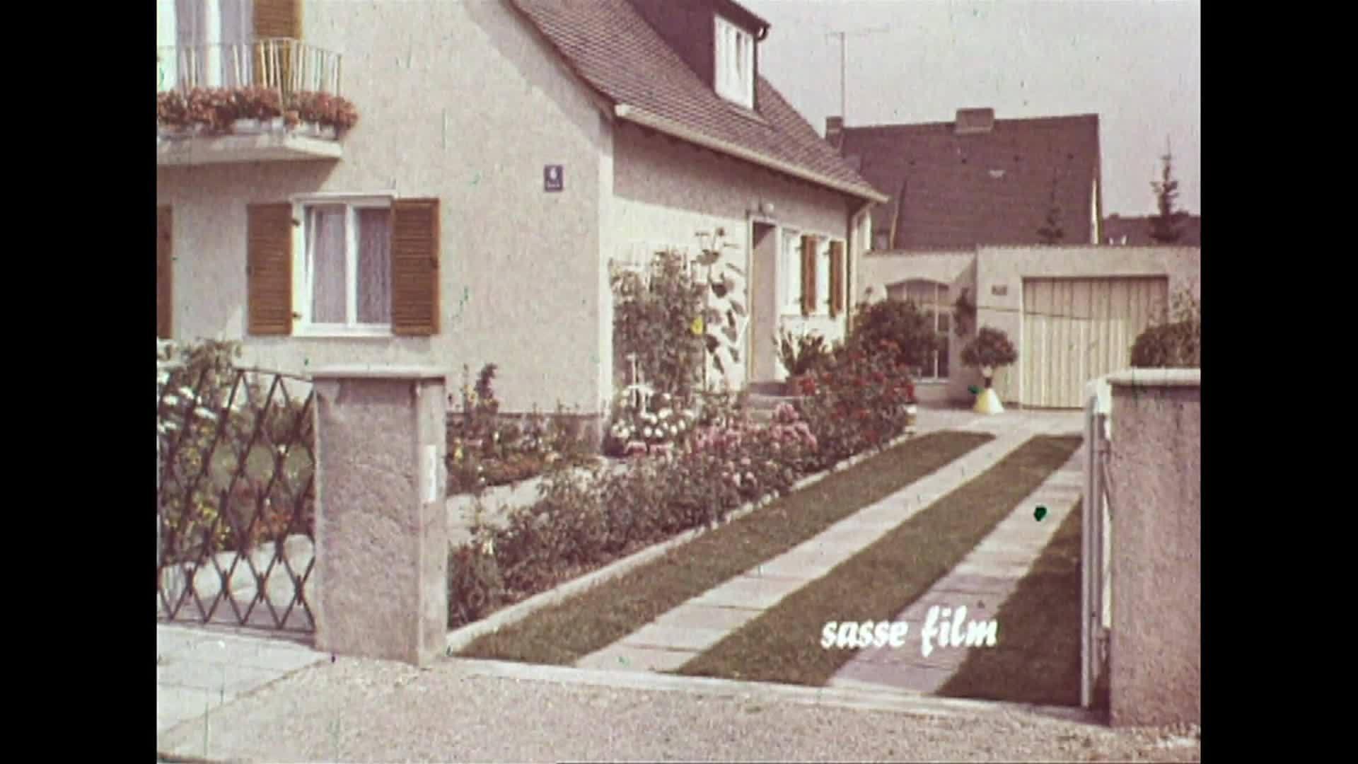 Historischer Werbefilm von DKW/ Auto-Union: F11 und F12 (1964)