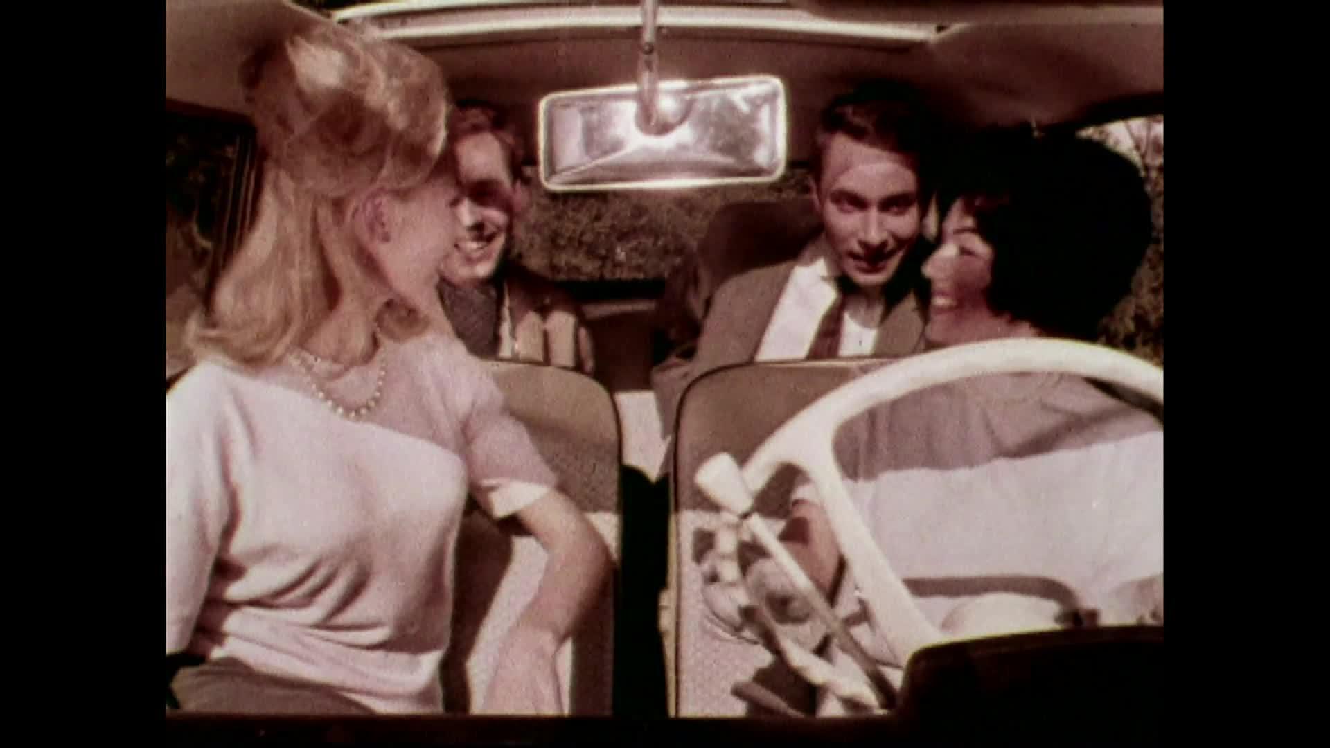 """Historischer Werbefilm von DKW/ Auto-Union """"Der Schlüssel zu ihrem Glück"""""""