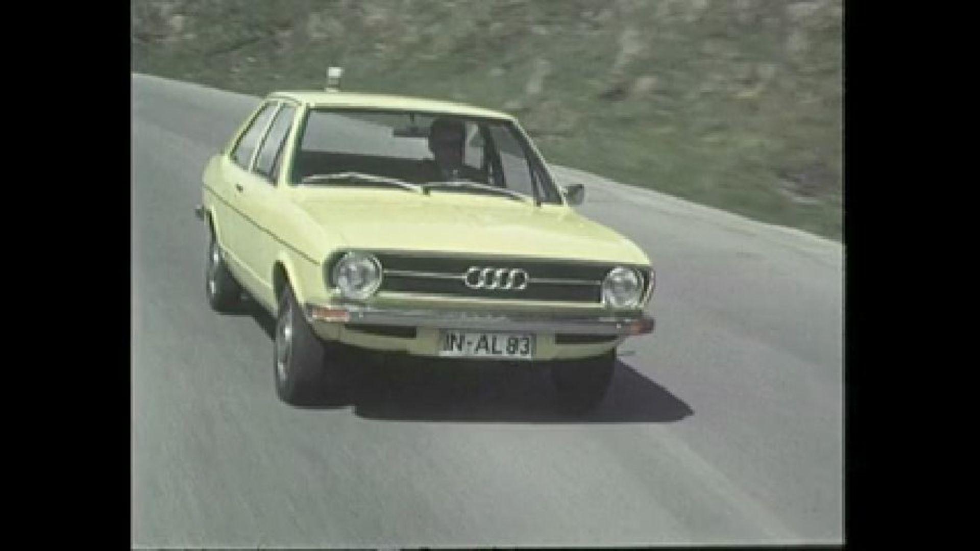 Die Autos mit den Vier Ringen - Szenen aus 100 Jahren Audi